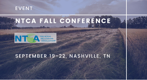 NTCA 2021 Fall Conference | September 19-22