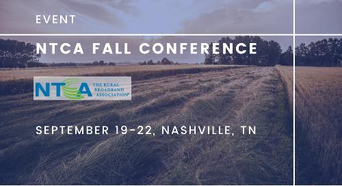 NTCA 2021 Fall Conference