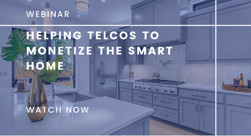 Helping Telcos to Monetize the Smart Home with Radisys and OMDIA
