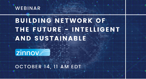 Building Network of the Future - Intelligent and Sustainable