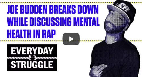 Joe Budden Breaks Down While Discussing Mental Health in Rap