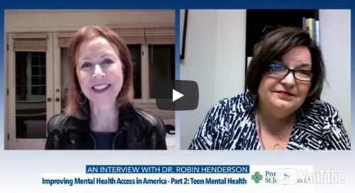 Improving Mental Health Access in America