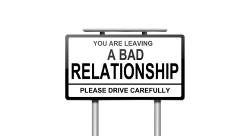 How Do I Get Out of a Bad Relationship?