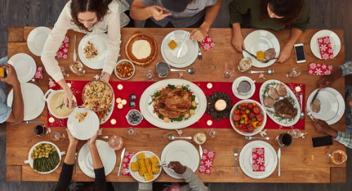 5 Things to Talk about at Thanksgiving Besides Politics