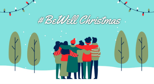 #BeWell Christmas