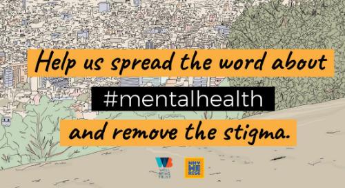 #ResolutionRevolution Mental Health Myths