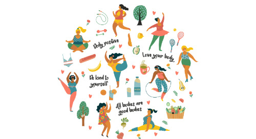 10 Ways to Practice Body Positivity