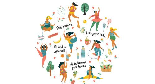 10 Ways to Practice Body Positivity