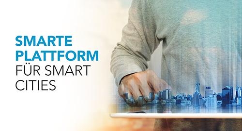 """Software AG und SAP präsentieren """"Smart City Plattform"""""""
