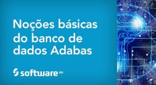 Noções básicas do banco de dados Adabas