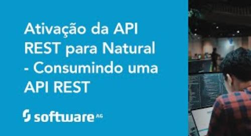 Ativação da API REST para Natural - Consumindo uma API REST