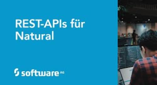 REST-APIs für Natural