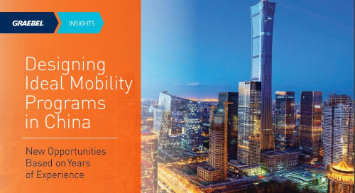 Designing Ideal Mobility Programs in China