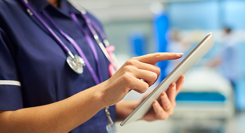 Driving change in nursing informatics