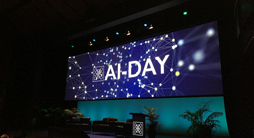 AI Day 2019: Building trustworthy AI for the future