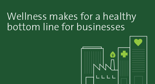 Wellness makes for a healthy bottom line for business
