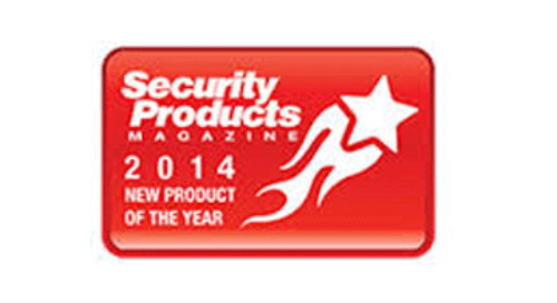 2014 Security Products New Product of the Year