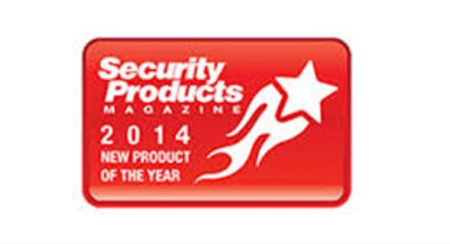 2014 Produits de sécurité – Nouveau produit de l'année