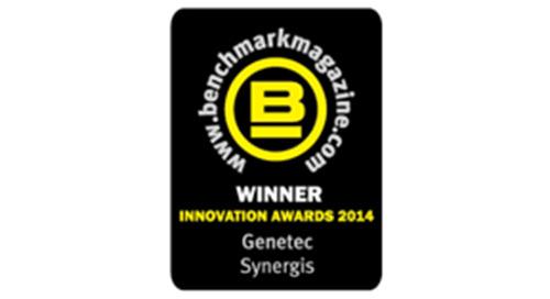 2014 Benchmark Innovation Award