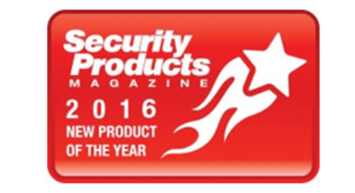 2016 Security Products Magazine New Product of the Year Awards – WINNER