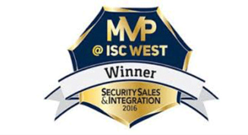 Security Sales and Integration MVP Award