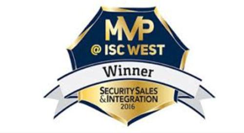 Security Sales and Integration MVP Award