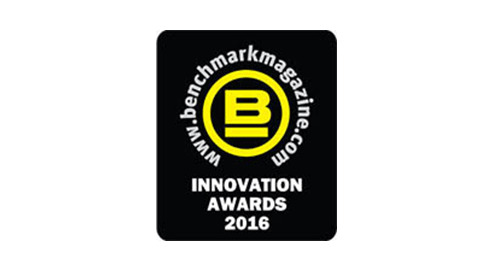 Benchmark Innovation Awards 2016 Finalist