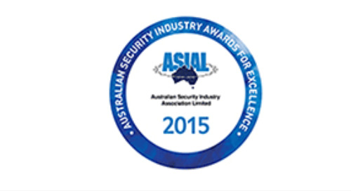 2015 Australian Security Industry Awards for Excellence