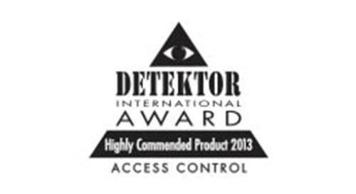 2013 Detektor International Award