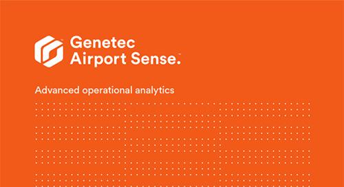 Genetec Airport Sense