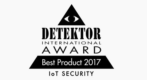 2017 Detektor International Awards - Winner