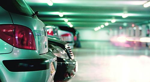 Security Center AutoVu parking management