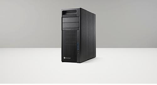 Streamvault 500 Series Workstation Datasheet