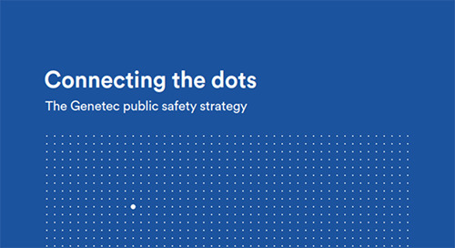Connecting the dots - Our approach to public safety
