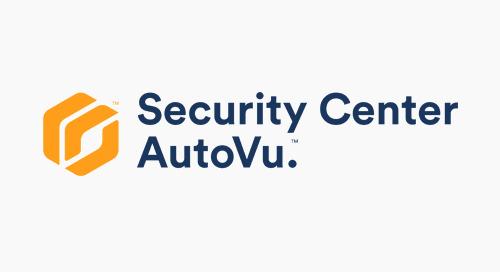 Reconocimiento automático de placas de matrícula AutoVu