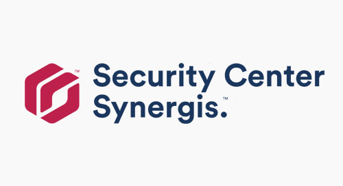 Security Center Synergis beneficios clave