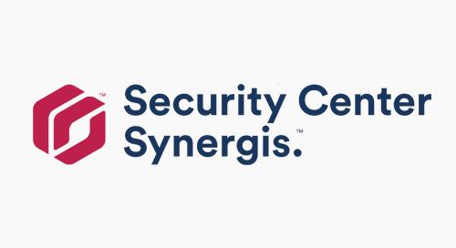 Security Center Synergis beneficios clave