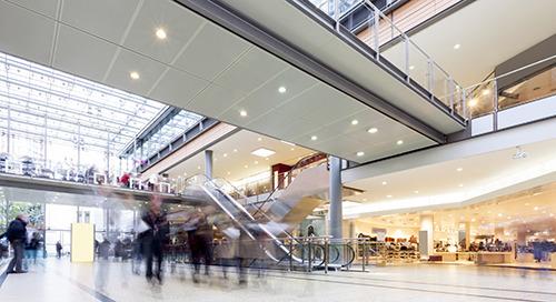 Un día en la vida de un centro comercial