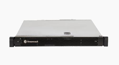 Streamvault SVA-1000E datasheet