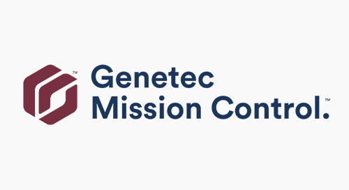 Gestion intelligente des incidents Genetec Mission Control