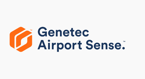 Folleto Genetec Airport Sense