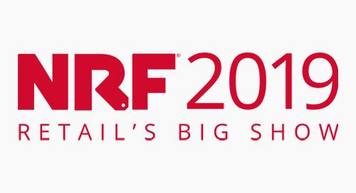 NRF BIG SHOW 2019 - New York, NY  | Jan 13 - 15, 2019