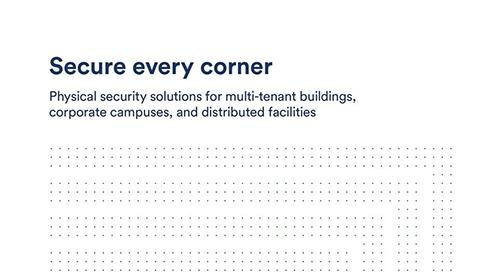 Securing corporate buildings