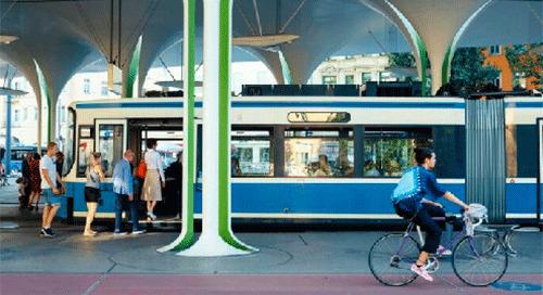 Soluciones de seguridad para las agencias de transporte público