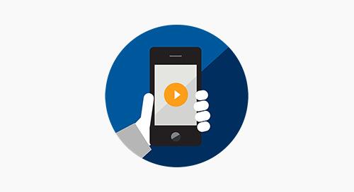 Profitez d'une vue d'ensemble complète avec l'application Genetec Mobile