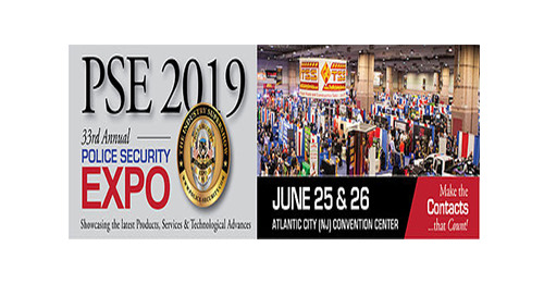 POLICE SECURITY EXPO 2019 - Atlantic City, NJ | June 25 -26, 2019
