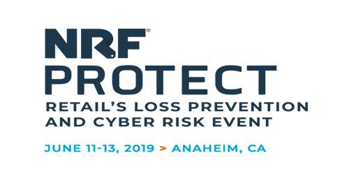 NRF PROTECT 2019 - Anaheim, CA   June 11 - 13, 2019
