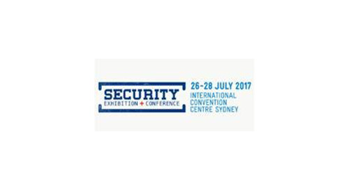 SECURITY EXHIBITION & CONFERENCE - Sydney, Australia | July 24 - 26, 2019