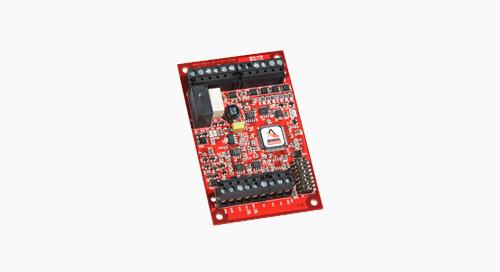 Mercury MR50 Single Reader Panel
