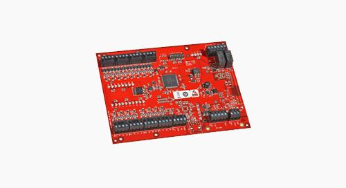 Mercury MR16IN Input Panel